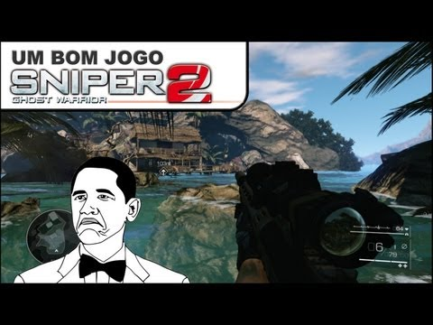 Sniper Ghost Warrior 2 - Um Bom Jogo
