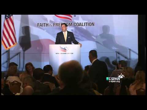 Marco Rubio Heckled At Road To Majority Conference