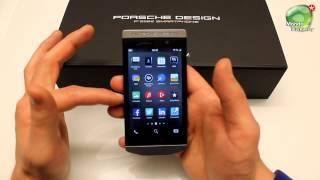 BlackBerry Porsche Design P9982 OS 10.3 video review - MondoBlackBerry