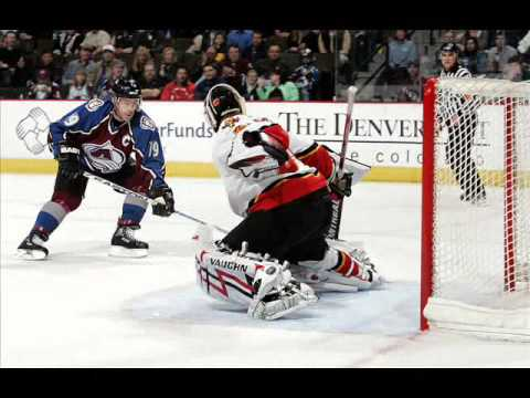 Joe Sakic Video