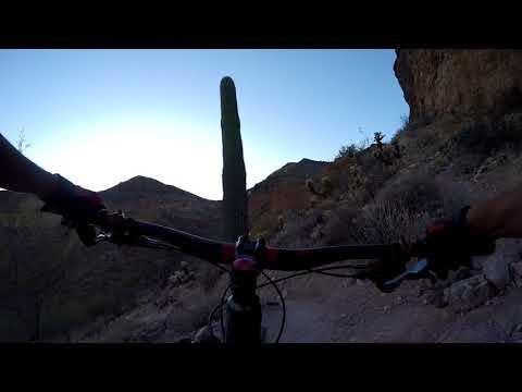 AZ MTB: Usery mountain Park : Pass Mountain Trail