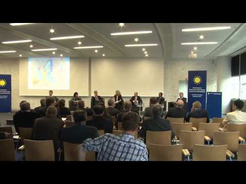 27th EU PVSEC   The Europe Asia PV Forum   Panel 1 6/6