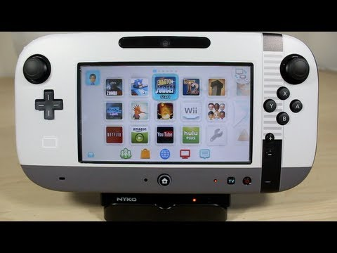 GVN Reviews - Nyko UBoost For Wii U Review