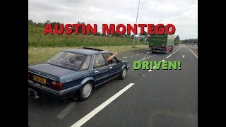Real Road Test: Austin Montego Mayfair 2.0 EFi