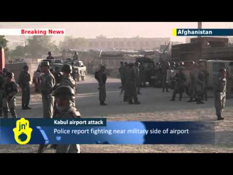 Afghanistan Aftermath: Government security troops quash Taliban's attack on Kabul's airport