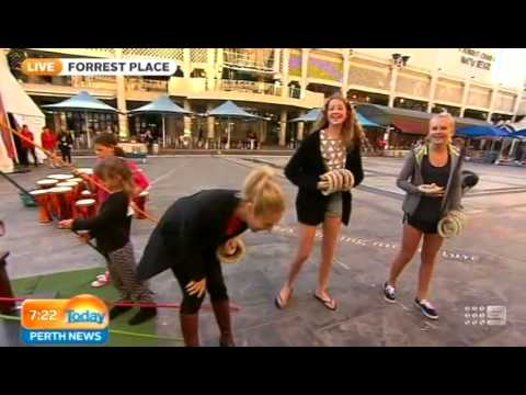 Perth City Beatz and Skillz 2015 Part 1 | Today Perth News