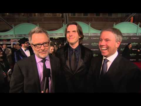 Zootopia: Directos Rich Moore & Byron Howard Red Carpet Interview