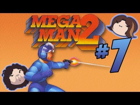 Mega Man 2: Wily's a Jerk – PART 7 – Game Grumps