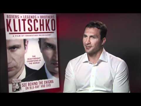 Boxing champion Wladimir Klitschko interview with the Guardian