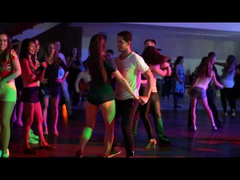00105 RZCC 2016 Anna Kate Olena and Several Guys TBT ~ video by Zouk Soul