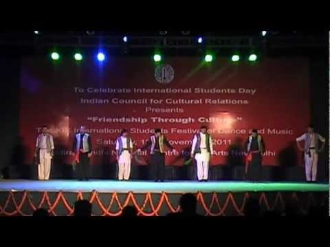 Afghan Cultural Performance 2011.wmv