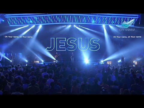 Cityworship: Oh Our Lord (all Sons & Daughters)    Gerald Chan  City Harvest Church video