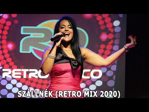 Doree - Szállnék (Retro Mix 2020) - Muzsika Tv - Retro Disco