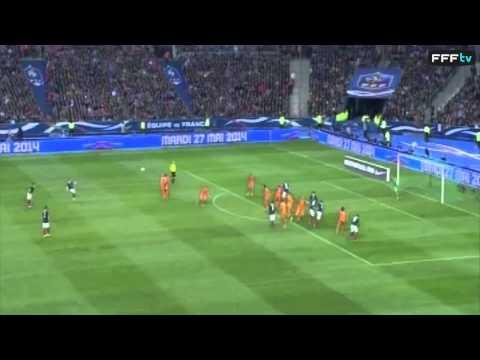 Benzema et Matuidi : les buts (France - Pays-Bas : 2-0)