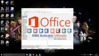 Office KMS Activator Ultimate v Final(2017)
