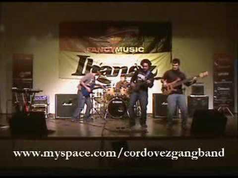 Cordovez Gangband - El Sicopata