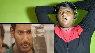 Sandakozhi 2 Official Trailer REACTION| Vishal| Yuvanshankar Raja | Lingusamy