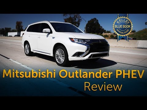 2019 Mitsubishi Outlander PHEV  - Review & Road Test