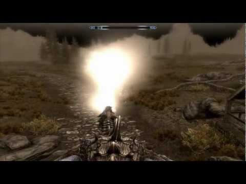 Skyrim Mods - The Dragon's Curse!