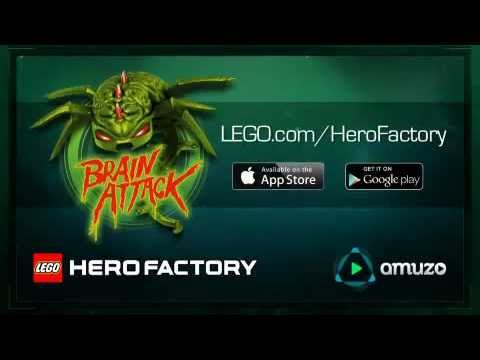 Lego Hero Factory Brain Attack Android