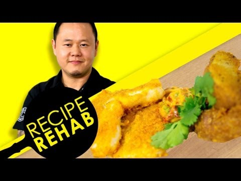 Oven Baked Fish And Chips I Recipe Rehab I Everyday Health