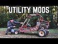 Off Road Go Kart Utility Mods | Subaru Yerf Dog Revival