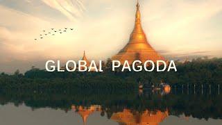 GLOBAL VIPASSANA PAGODA | WORLD'S LARGEST MEDITATION HALL | MUMBAIKER S1.E5