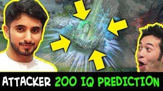 Attacker 200 IQ prediction — INVISIBLE KILL
