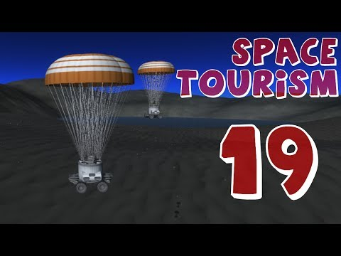 Space Tourism - Episode 19 (Kerbal Space Program)