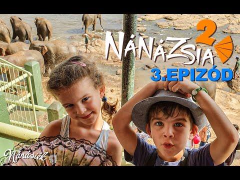 NÁNÁZSIA 2. : 3. EPIZÓD - Az elefánt szőr