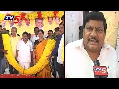 Chandragiri Constituency TDP Extended Meeting | Andhra Pradesh | TV5 News
