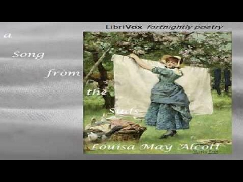 Song from the Suds  Louisa May Alcott  House & Home  Talking Book  English
