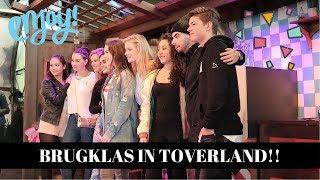BRUGKLAS IN TOVERLAND (avrotros ledendag toverland 2018) | Vincent Visser