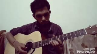 Baarish | Half Girlfriend | Ash King & Shashaa Tirupati | Guitar Tabs | Instrumental cover