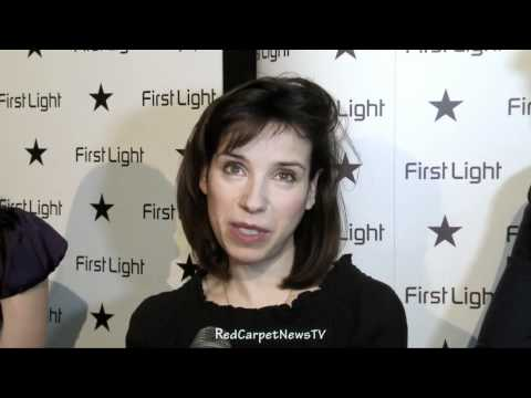 Sally Hawkins Interview - First Light Awards 2012