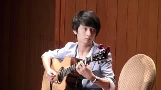 (J.J. Lin) She Says - Sungha Jung (Live)