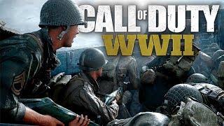 Call of Duty WW2 #01 - Invasão na Normandia (CoD WWII Dublado PT-BR)