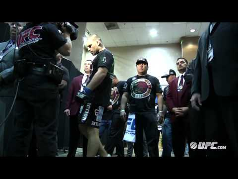 UFC 155: Backstage Pass