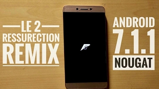 Le 2 Install Resurrection Remix Android 7.1.1 Nougat