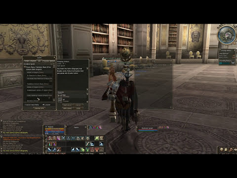Lineage II - Seven Signs - Forbidden Book of the Elmore-Aden Kingdom