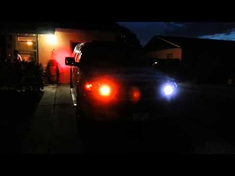 F150 with Switchback 3157 & 194 LEDs
