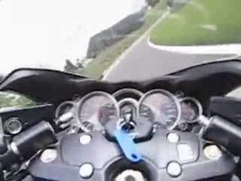 Suzuki Hayabusa 2008 lap at Salzburgring Video