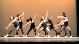 2011.12.10 Van Nuys High School Jazz Dance Team - Ichi Ni San Chi