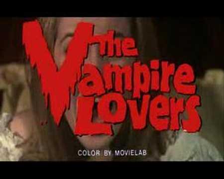 The Vampire Lovers trailer (1970)