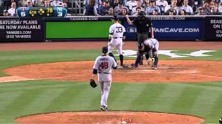 2012/04/16 Pavano's strong outing