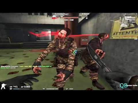Combat Arms Quarentena Retorno