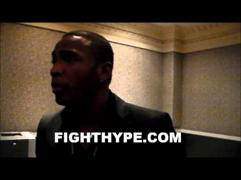 ERISLANDY LARA RESPONDS AFTER CONFRONTING CANELO CANELO IS AFRAID OF ME