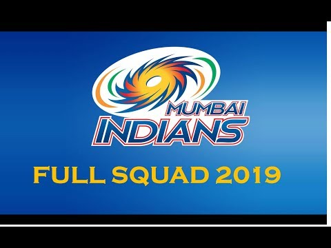 IPL 2019 Mumbai Indians 24 Players Full Squad || Mumbai Indians Final Squad