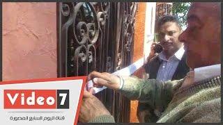 بالفيديو..تشميع أحد الكافيهات المخالفة فى عباس العقاد بمدينة نصر