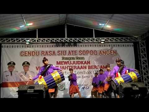 GENDANG BELEQ LOMBOK INDONESIA 2017